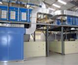 BMC 反射镜淋涂生产线